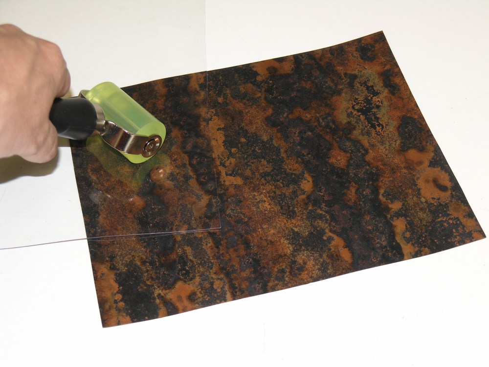 A Guide To Veneering With Patinated Copper Veneer