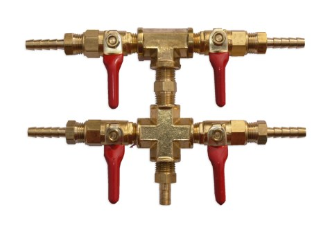 4-Way Manifold Off