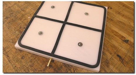 How To Build A Vacuum Clamping Matrix